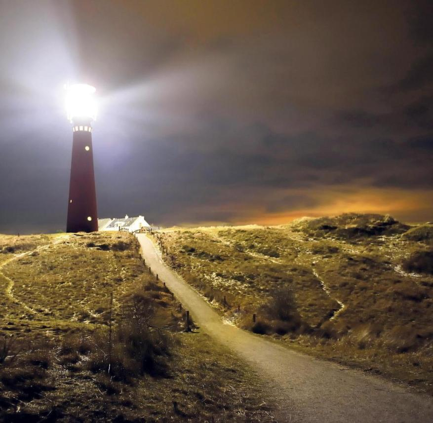 Netherlands: The island of Schiermonnikoog should definitely be explored at night