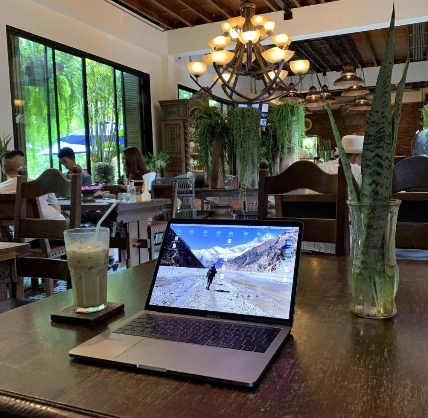 Thailand: The city of Chiang Mai is popular with digital nomads