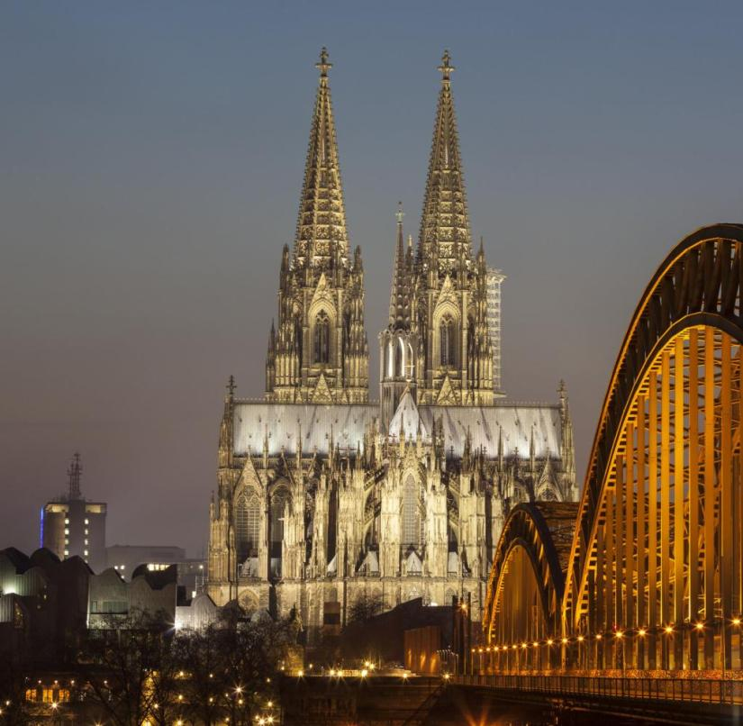 In 1996, Cologne Cathedral was classified by Unesco as one of the masterpieces of Gothic architecture in Europe and declared a World Heritage Site