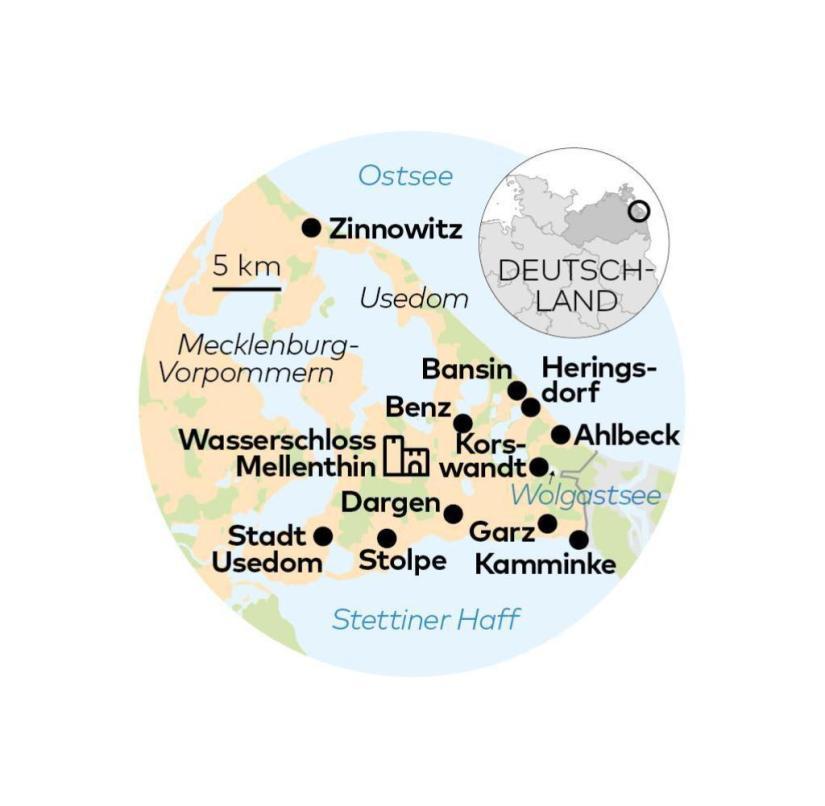 Usedom (Mecklenburg-Western Pomerania)