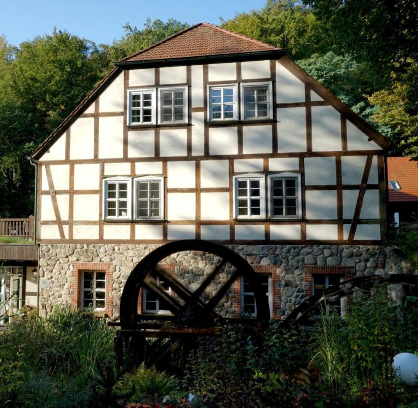 Ruppiner Switzerland (Brandenburg): Not only Theodor Fontane passed the Boltenmühle, but also Frederick the Great