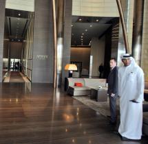 Rekord-gebude Weltwunder Burj Khalifa Mehr Dubai Geht