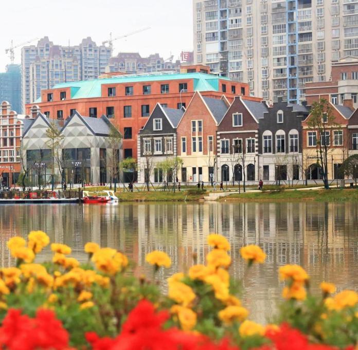Little Hanover en Changde (China)