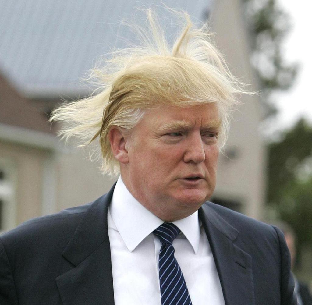 Donald Trumps Friseur Zurückgetreten WELT