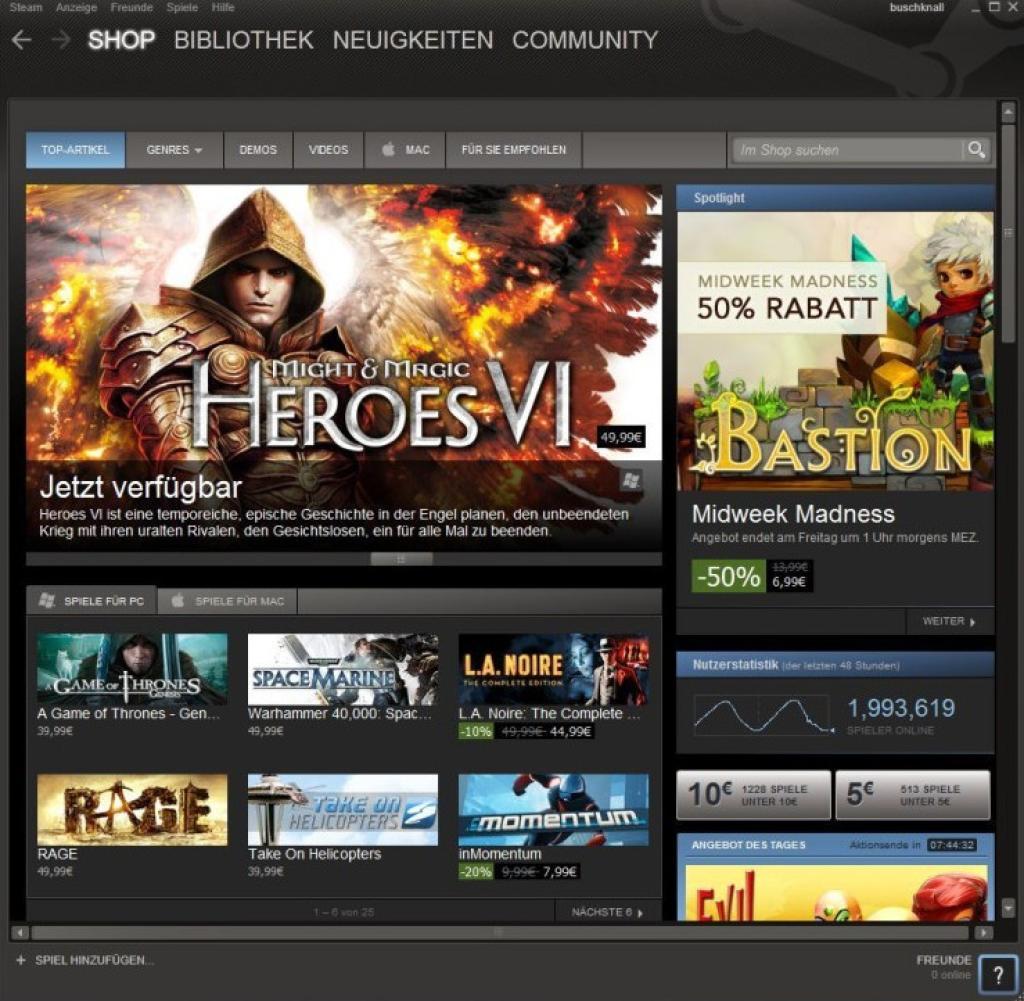 Downloads Das sind die besten GratisTools fr den Spiele