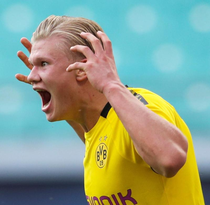 Bvb Erling Haaland Is Said To Have Flown From A Nightclub In Norway Archysport