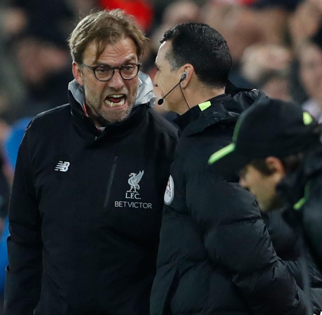 FC Liverpool Die riskante Liebe der Fans zu Jrgen Klopp