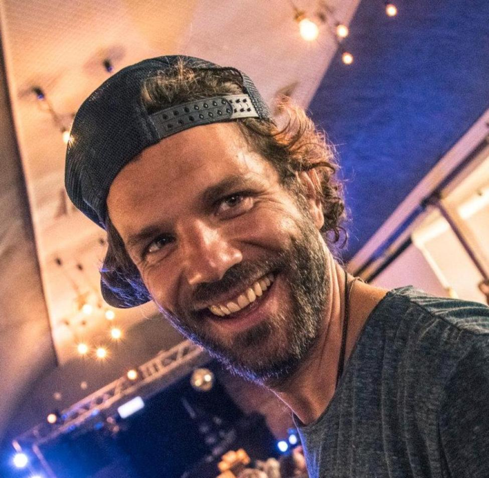 Benjamin Adrion, former German soccer player and initiator of the aid project Viva con Agua de Sankt Pauli.  visiting the NDR Talkshow from Hamburg on Friday, July 19, 2019 in Hamburg Recording from June 14, 2019 |  Use worldwide