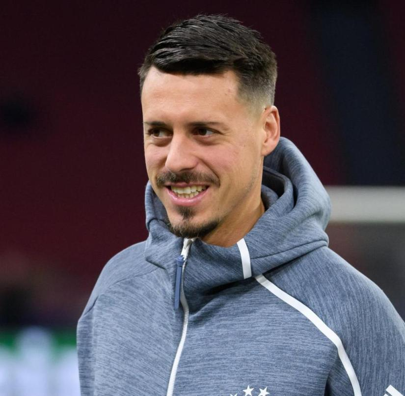 Sandro Wagner has switched sides: the 32-year-old is now a TV expert.  He doesn't hold back his personal opinion