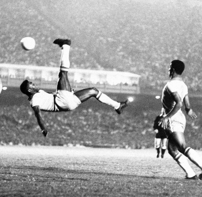 Brazil Pele Birthday