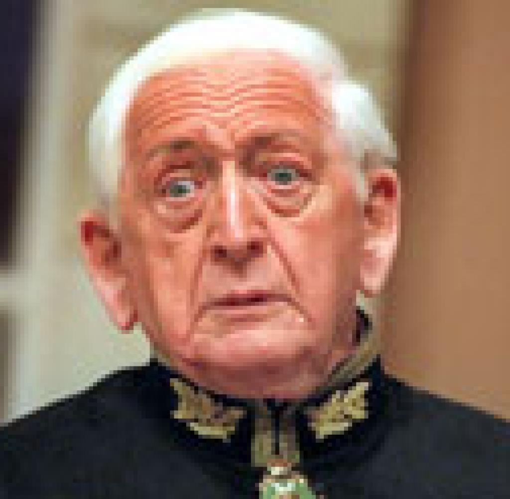 Schauspieler Gunther Philipp gestorben  WELT