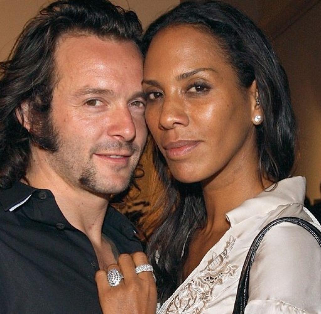 In Miami Barbara Becker und Arne Quinze haben geheiratet