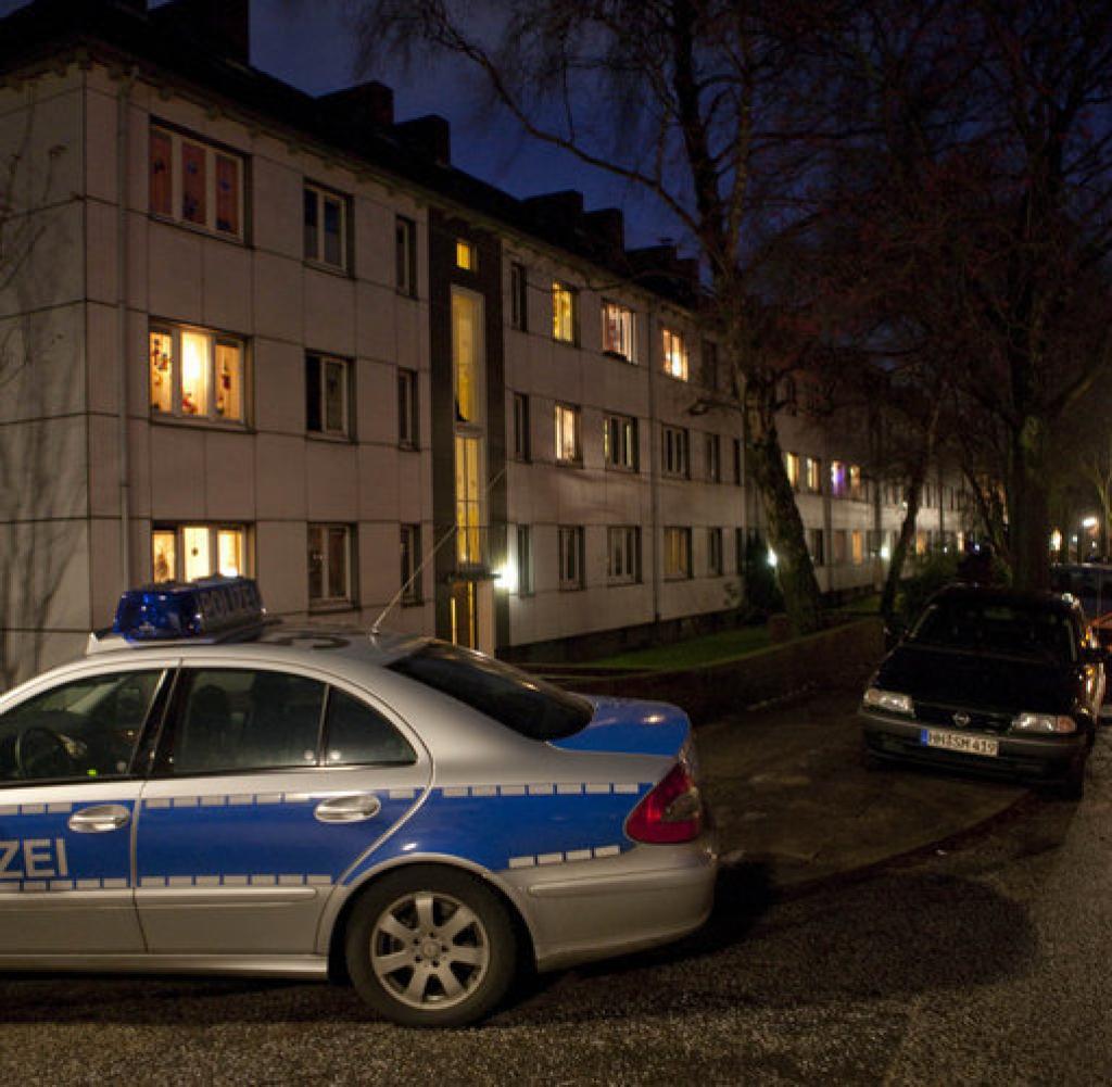 Hamburg Polizei erschiet psychisch kranken Randalierer