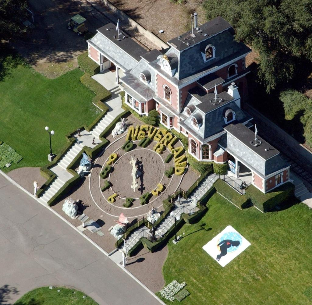 Michael Jackson Niemand will die NeverlandRanch kaufen