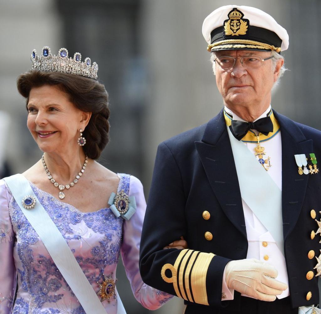 Prinz Carl Philip und Sofia Hellqvist Eine AdelsHochzeit