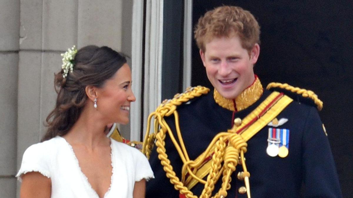 Prinz Harry darf offenbar Meghan Markle zu Pippas Trauung mitbringen  WELT