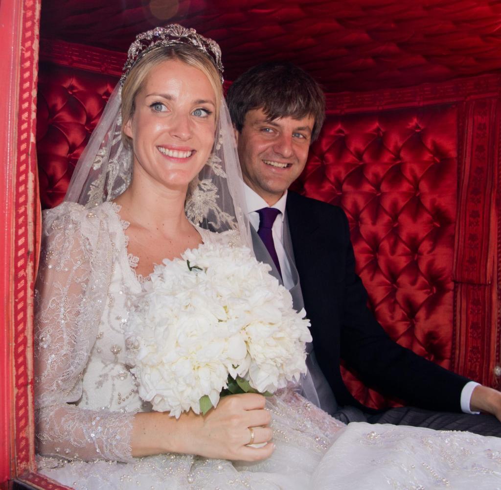 WelfenHochzeit Yes mit Gottes Hilfe sagte die Braut  WELT
