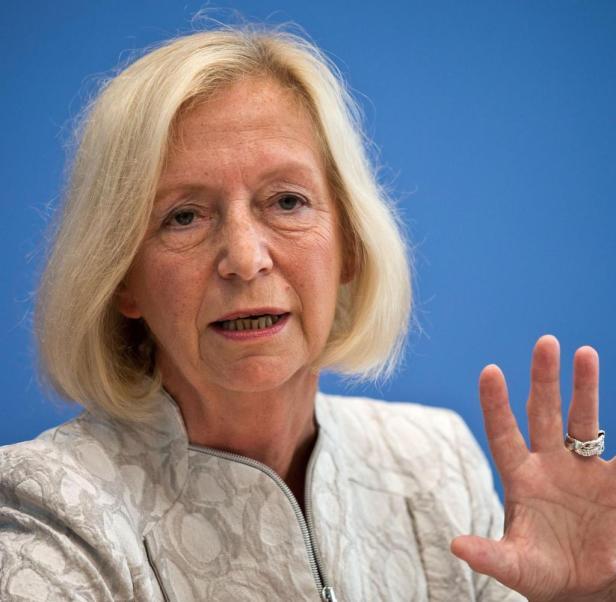 Bundesforschungsministerin Johanna Wanka