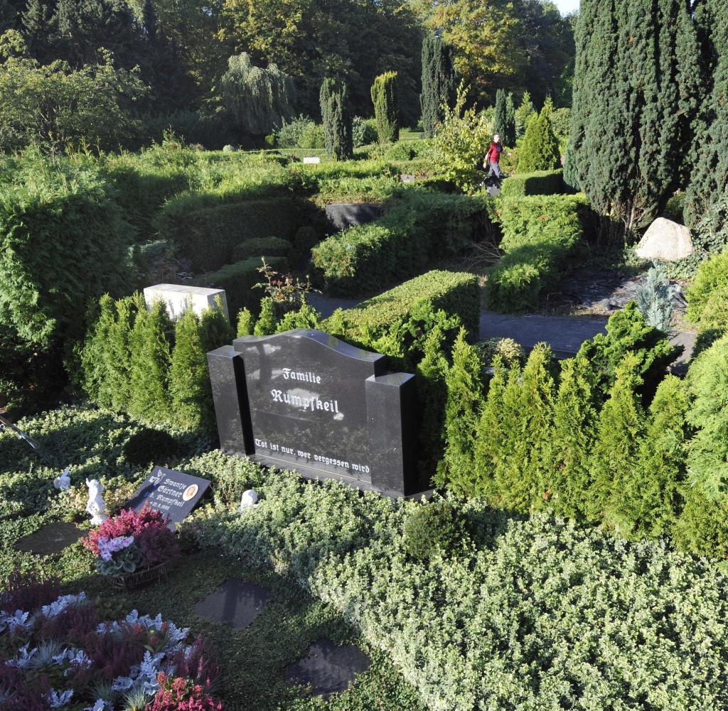 Ökonomie Der Gräber: Die Friedhofsgebühren In Deutschland