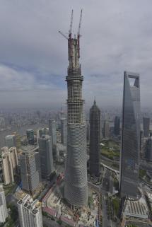 Architektur Wolkenkratzer Der Kampf Um Die 1000-meter