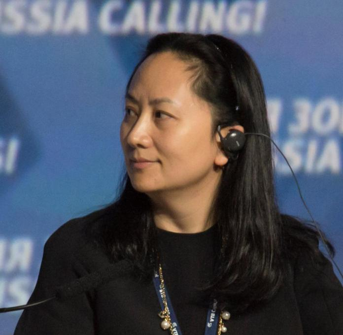 Finance chief Meng Wanzhou was arrested in Canada for allegedly violating Huawei's sanctions against Iran