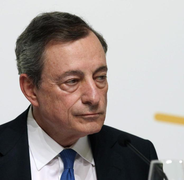 ECB chief Mario Draghi is scheduled to leave this year