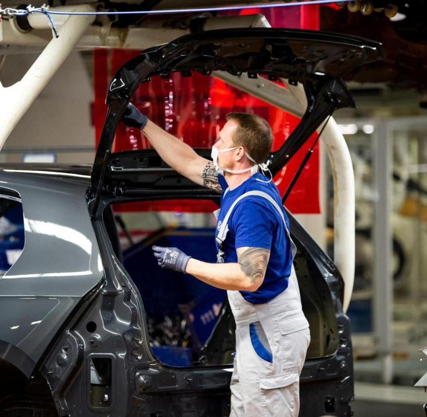 VW factory: If the vehicles of the major manufacturers remain at the dealership, the suppliers also suffer