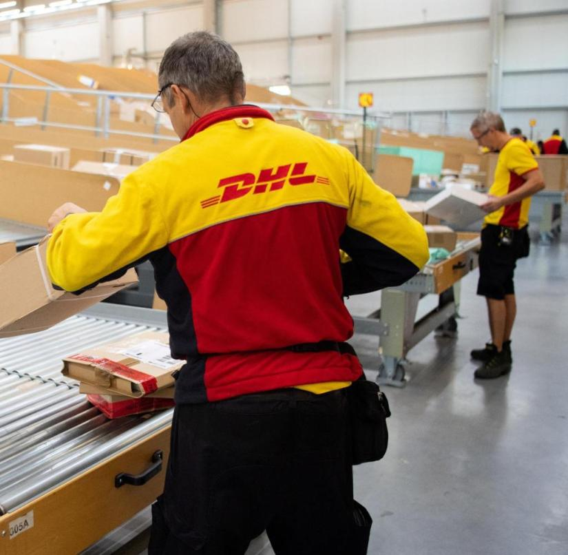 Deutsche Post is desperately looking for employees in the corona stress