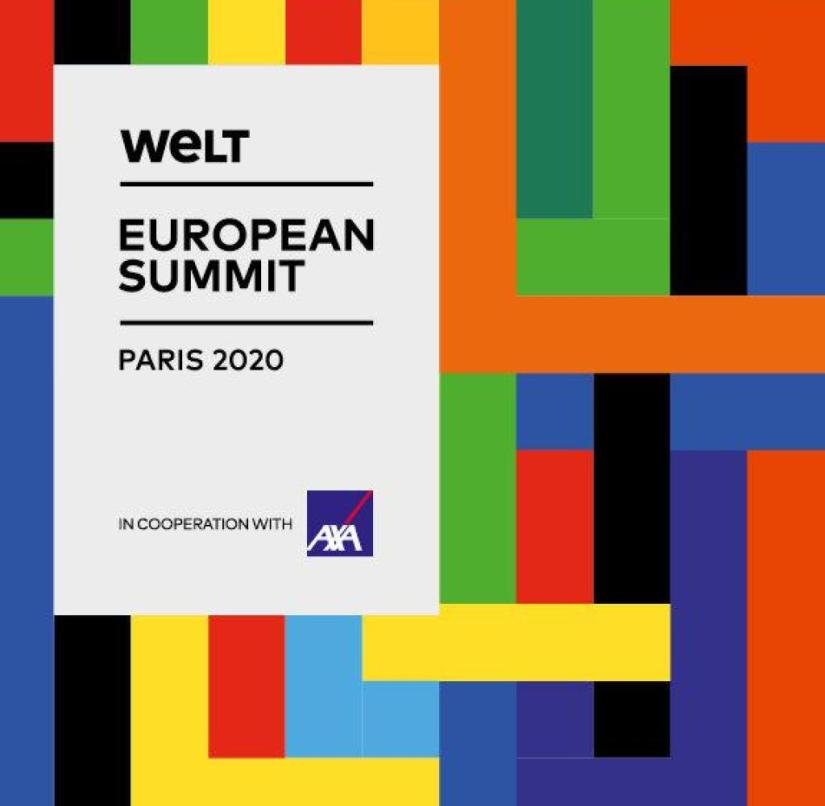 WELT European SUMMIT Logo