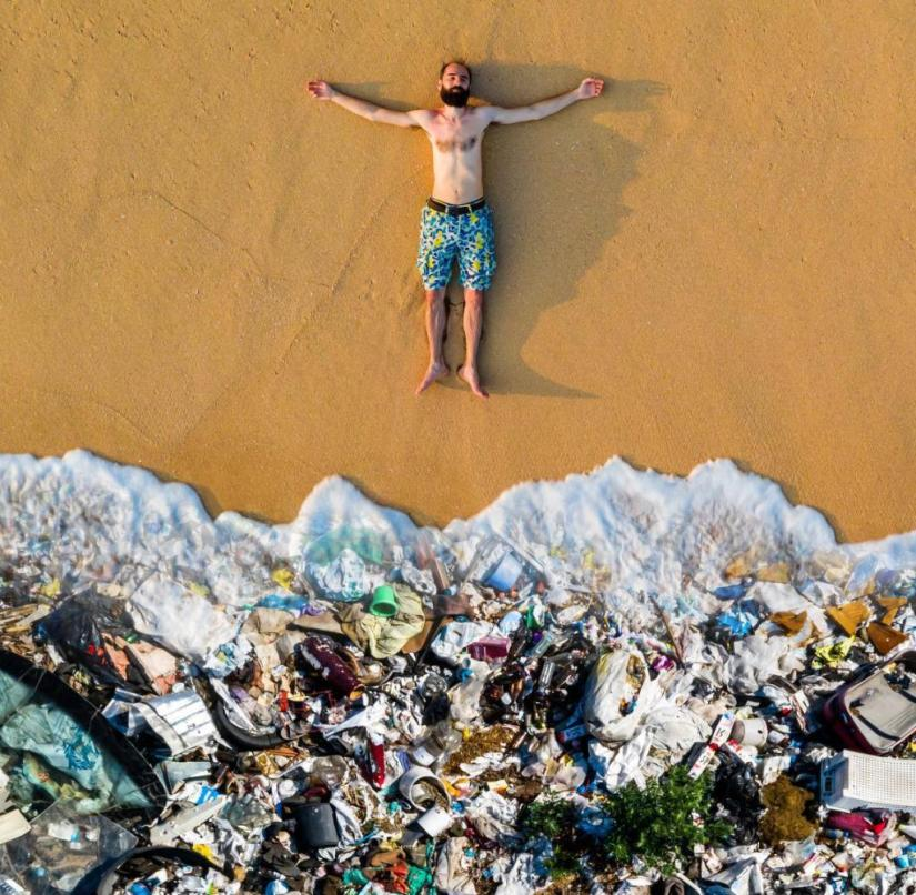 Plastic flood: Researchers believe that the tiny plastic particles are already in all areas of the environment