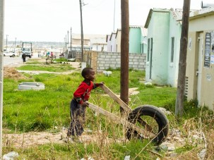 Township in Port Elizabeth