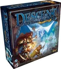 Descent: Die Reise ins Dunkle 2. Edition Box. Rechte beim Verlag.