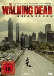 The Walking Dead 1. Staffel DVD Cover