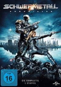 Cover von Schwermetall Chronicles