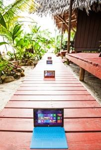 Fotos von Surface Pro