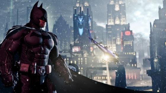 Batman und Arkham