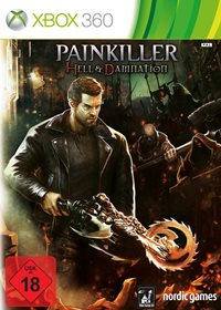 Cover Painkiller - Hell & Damnation, Rechte bei Euro Video