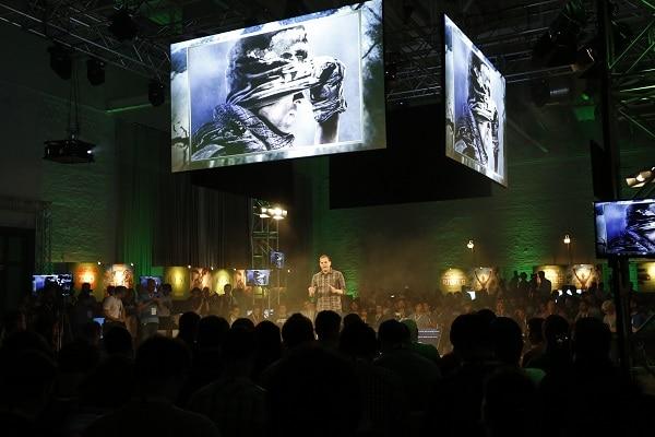 Xbox Showcase in Köln, gamescom 2013