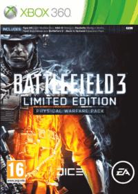 Xbox Cover BF3 SE