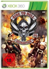 Xbox 360 Cover von Ride to Hell: Retribution