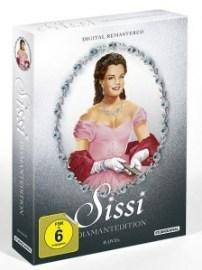 Sissi Diamantedition. Rechte bei Studio Canal.
