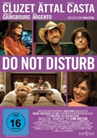 Do not disturb - Cover