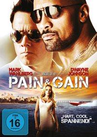 Pain & Gain - Cover
