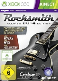 Rocksmith 2014 Cover