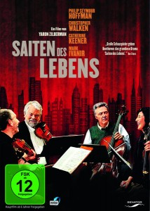 Saiten des Lebens DVD Cover. Rechte bei Universum Film