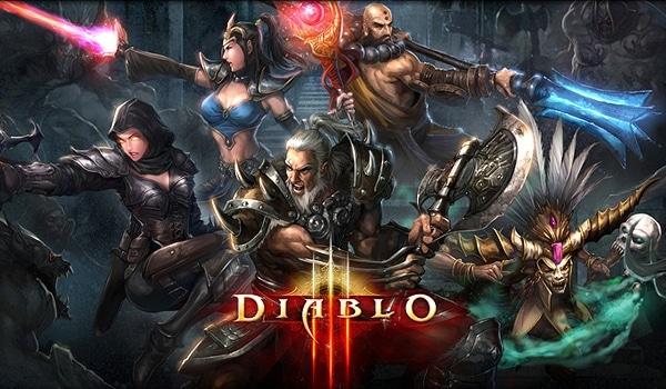 Diablo III - Spielcharaktere