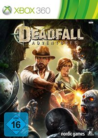 Xbox Cover Deadfall Adventures