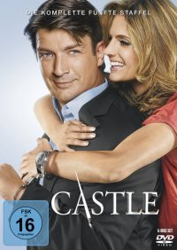 Castle - Staffel 5 Cover
