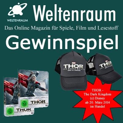 Gewinnspiel Thor