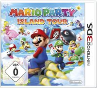Mario Party: Island Tour - Cover